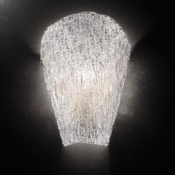 """Tina"" Murano glass sconce"