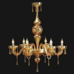 """Ramon"" Murano glass chandelier"
