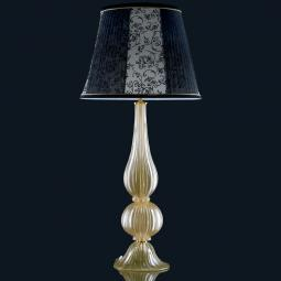 """Josie"" Murano glass table lamp"
