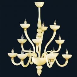 """Fateh"" Murano glass chandelier"