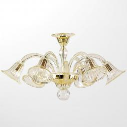 """Alene"" Murano glass chandelier"