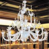 """Columbus"" Murano glass chandelier"