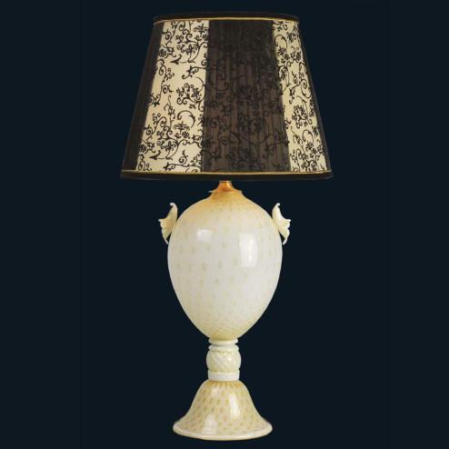 """""""Kelsie"""" lampara de sobremesa de Murano"""