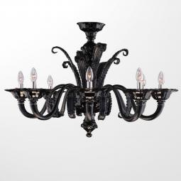 """Kenna"" Murano glass chandelier"