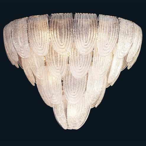 """""""Janae"""" lámpara colgante en cristal de Murano"""