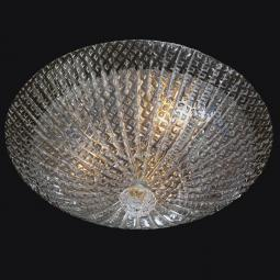 """Cora"" Murano glass ceiling light"