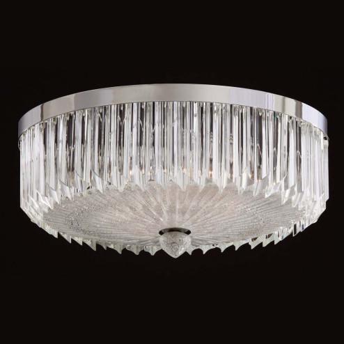 """Whitney"" lampara de techo de Murano"