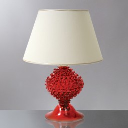 """Maia"" Murano glass table lamp"