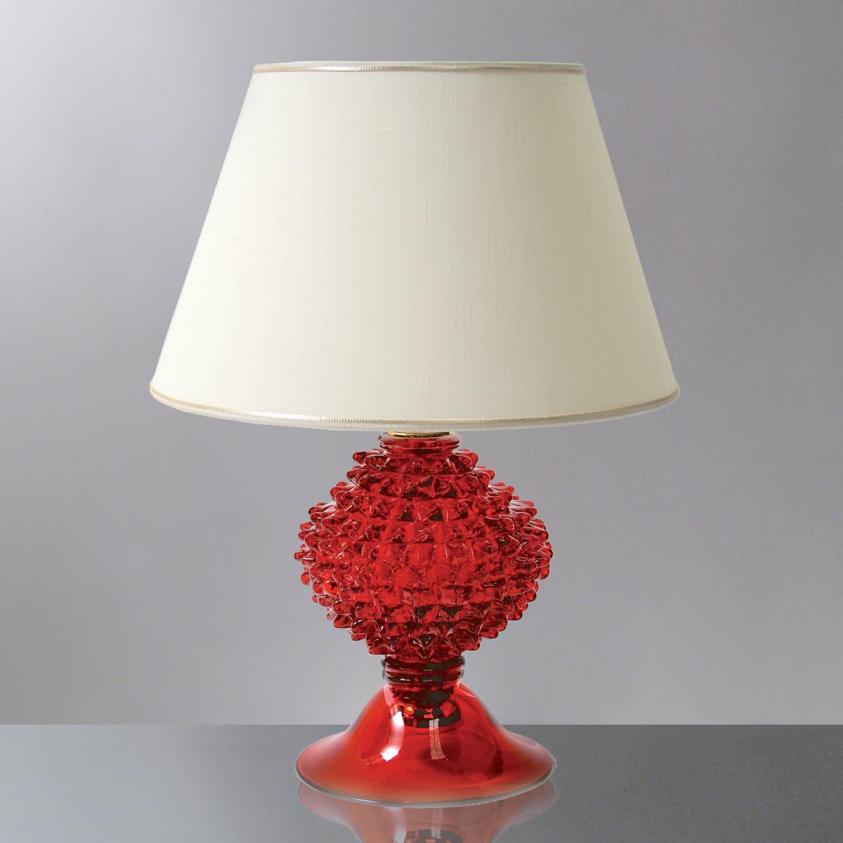 """Maia"" lampara de sobremesa de Murano"